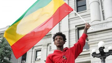 Cry for peace and justice in Ethiopia