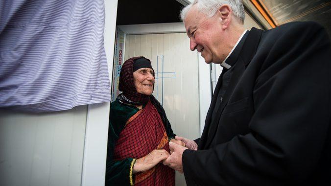 Iraq: Cardinal Vincent Nichols