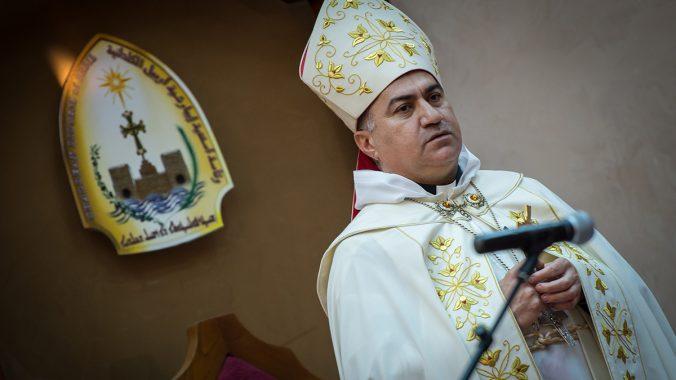 Iraq: Archbishop Bashar Warda