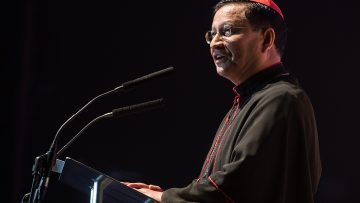 Myanmar needs redemption from hatred and fasting from anger, says Cardinal Bo