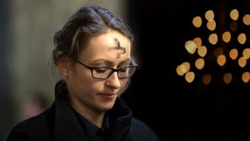 Cardinal: Concentrate on the inner, spiritual movement on Ash Wednesday