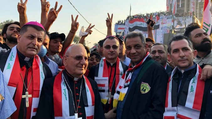 Iraq: Patriarch Louis Sako