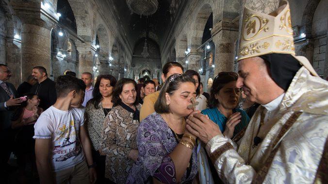 Iraq: Archbishop Nizar Semaan