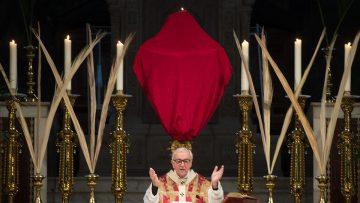 Cardinal's Palm Sunday Homily 2021