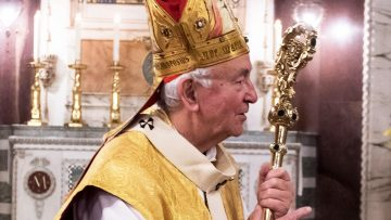 "Cardinal: Make ""Sacrifice"" and ""Service"" your Easter Keywords"