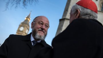 Cardinal writes to Chief Rabbi to offer prayers and condolences after Mount Meron tragedy