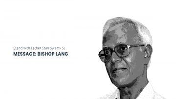 Bishop Declan Lang