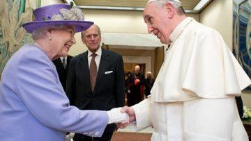 Pope's condolences for death of Prince Philip