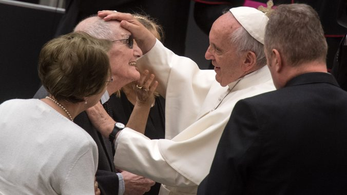 Pope's Message to Grandparents and the Elderly 2021