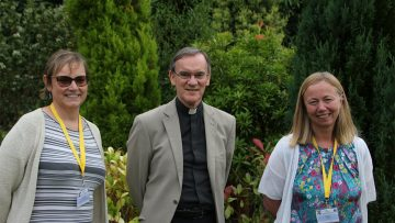 """""""We can mend our broken home,"""" Environment Bishop tells conference delegates"""