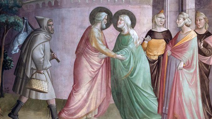 Saint Joachim and Saint Anne - The Grandparents of Jesus