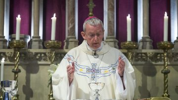 Bishop: Jesus will never abandon the people of Afghanistan
