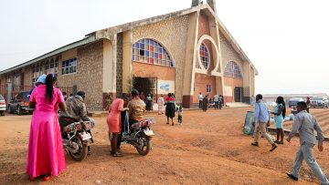 Faith gives hope to Cameroon's suffering people
