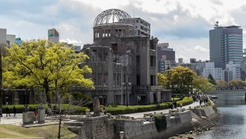 Anniversary of the Nuclear Bombing of Hiroshima
