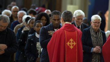 Pope Francis: 'Liturgy needs to return to center of Christian faith'