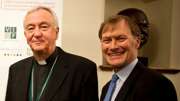 Cardinal pays tribute to Sir David Amess' generosity and integrity