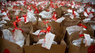 Bishop Moth supports seasonal community initiative 'Love Christmas'