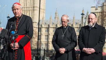 Faith leaders warn of risk to vulnerable posed by Assisted Dying Bill