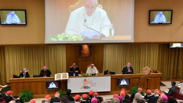 Pope on Synod: The participation of everyone, guided by the Holy Spirit